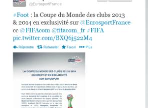 Coupe du Monde des Clubs Eurosport