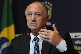 Luiz Felipe Scolari brésil