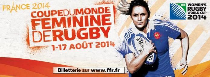 Diffusion de la coupe du monde f minine de rugby mediasportif - Rugby diffusion coupe du monde ...