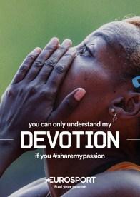 Campaign Poster (Portrait) Devotion