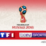 illustation coupe du monde 2018 tf1 bein sports