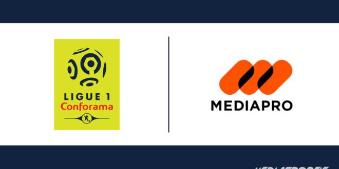 Mediapro vise les 3,5 millions d'abonnés avec sa chaine pour la Ligue 1 et la Ligue 2