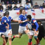 rugby féminin france 2