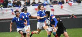 Tournoi des 6 Nations 2019 : France 2 diffusera un match de l'Équipe de France féminine