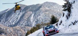 Le rallye de Monte-Carlo, première manche du WRC 2019 à suivre sur CANAL+