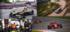Formule 1, Rallye, Formule E : Dispositif et Programme TV des sports mécaniques ce week-end sur CANAL+