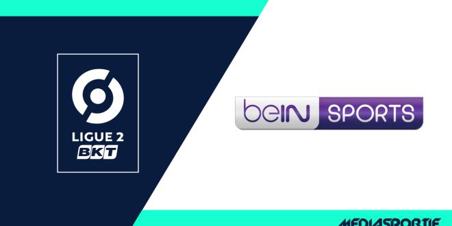 Droits TV : L'intégralité de la Ligue 2 sur beIN SPORTS dès ce week-end