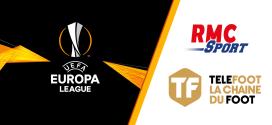 Europa League 2021 : Le programme TV de la 1ère journée de la phase de poules sur RMC Sport, RMC Story et Téléfoot