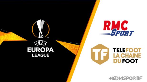 RMC SPORT et Téléfoot diffusent l' Europa league