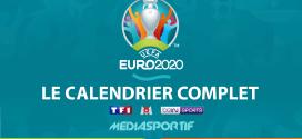 Euro 2021 : Suivez au mieux la compétition avec notre calendrier complet imprimable