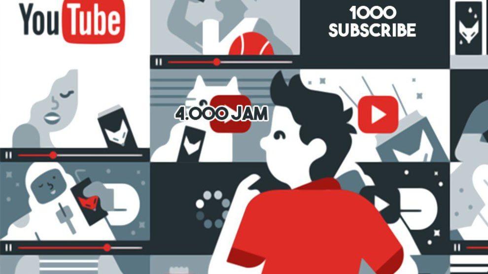 Youtube Kembali Perketat Peraturan untuk Monetisasi Video