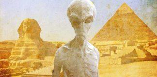 Misteri Munculnya Alien di Masa Lalu, Ini Buktinya