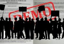 Aliansi Masyarakat Takalar Menggugat Akan Unras di Kantor Bupati