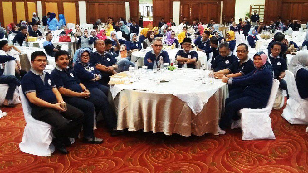 Reuni Akbar IKA UVRI-UPRI Makassar, Ini Pesan Rektor…