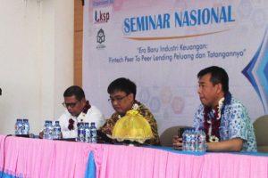 """Pojok Ekonomi Digital UIN Alauddin Makassar: """"Hati-Hati Mengajukan Pinjaman Online Ilegal"""""""