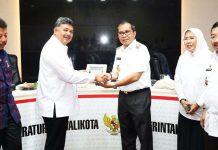 Wali Kota Solok Belajar Smart City dan Program Inovasi di Makassar