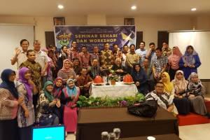 FKM Unhas Gelar Lepas Sambut Kaprodi S3 dengan Seminar