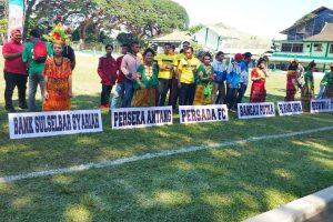 Walikota Cup IV Resmi Dimulai dengan 32 Peserta