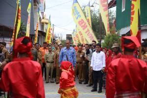 Kelurahan Sambung Jawa, Kota Makassar Juara I Lomba Kelurahan Se Sulsel