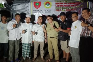 Aksi Peduli Palu, LDII Sulsel Salurkan Bantuan untuk Korban Gempa dan Tsunami