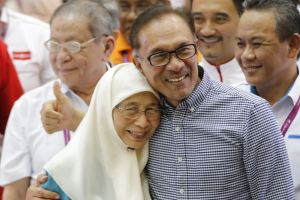 Anwar Ibrahim Menang di Pemilu Parlemen Malaysia