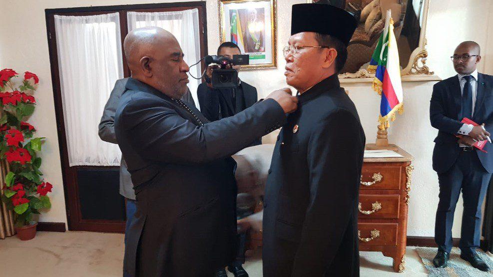 Dubes RI Dar es Salaam Optimalkan Kerja Sama Ekonomi Indonesia-Uni Komoro