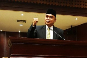 Senator Yasin Welson Lajaha, Tegaskan Netral di Pilpres 2019, Bukan Golput