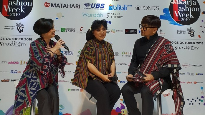 Sequis Dorong Peserta Jakarta Fashion Week 2019: Agar Menjadikan Asuransi Sebagai Gaya Hidup