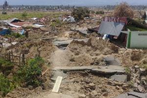 Hari Ini Sigi-Sulteng, Kembali Diterjang Gempa Bumi 5,2 Skala Richter