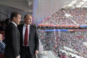 Rusia Kantongi Lebih Rp220 Triliun dari Piala Dunia 2018