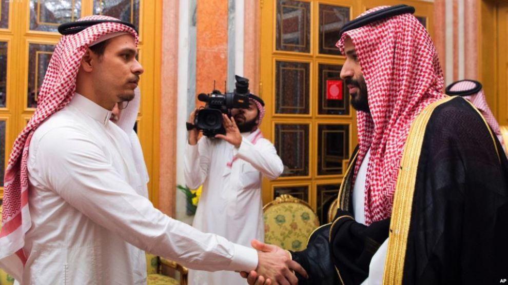 Putra Wartawan Saudi Jamal Khashoggi Tiba di Amerika