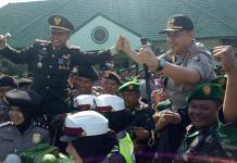 Usai Rayakan HUT Ke-73 TNI, Dandim Banyuwangi Kedatangan Tamu Tak Diundang