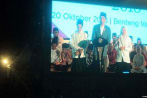 Santri Se Indonesia Berikrar Jaga Persatuan