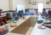 Camat Bontoala Pimpin Rakor bersama Tripika Bahas Persiapan Deklarasi Damai