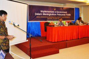Haris: Penerapan Teknologi Digital akan Tingkatkan Mutu Pelayanan Publik