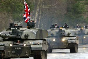 Warga Negara Persemakmuran Bisa Menjadi Tentara Inggris