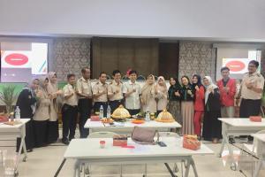 Perkuat skill, Mahasiswa Kesling FKM Unhas Magang di KKP Makassar