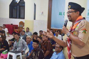 Pramuka LDII: Sako Sekawan Persada Nusantara Bentuk Karakter Profesional Religius