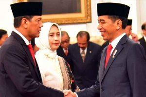 Gantikan Willem R, Presiden Jokowi Lantik Doni Monardo Jadi Kepala BNPB