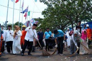 Walikota Makassar: Mari Isi 2019 dengan Kerja, Kerja, Kerja