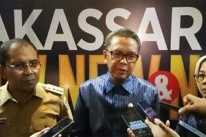 Nurdin Abdullah Apresiasi Wali Kota Makassar Telah Beri Peringatan Antisipasi Cuaca Ekstrem