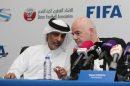 FIFA dan Qatar Buat Perusahaan Patungan untuk Piala Dunia 2022