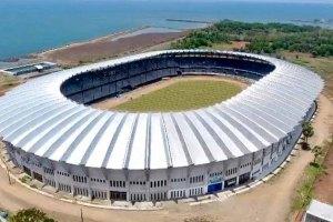 Dinilai bermasalah, Pembangunan Stadion Barombong Dihentikan Sementara