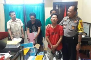 Berkat CCTV, Polsek Segeri Berhasil Bekut Pelaku Pencurian