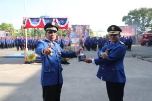 Walikota Makassar Bangga Damkar Terbaik Nasional