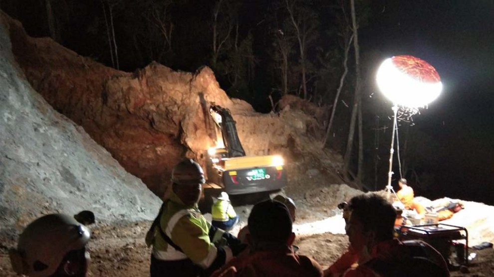 Evakuasi Nonstop, 34 Korban Longsor Berhasil Dievakuasi Tim SAR Gabungan