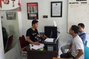 Andarias Jurnalis Kabar Makassar Minta Perlindungan Hukum ke LBH Makassar