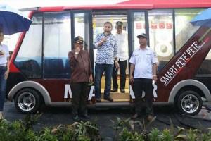 Wali Kota Makassar Bersyukur Pete-Pete Smart Disetujui