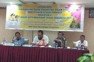 Wali Kota Makassar Minta Tomas Jadi Relawan Demokrasi