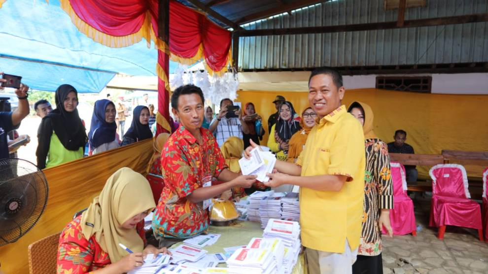 Bupati Pangkep: Pemilu diwilayah Kepulauan Aman dan Terkendali